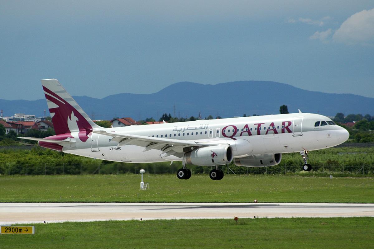 Qatar Airways: Doha - Skopje