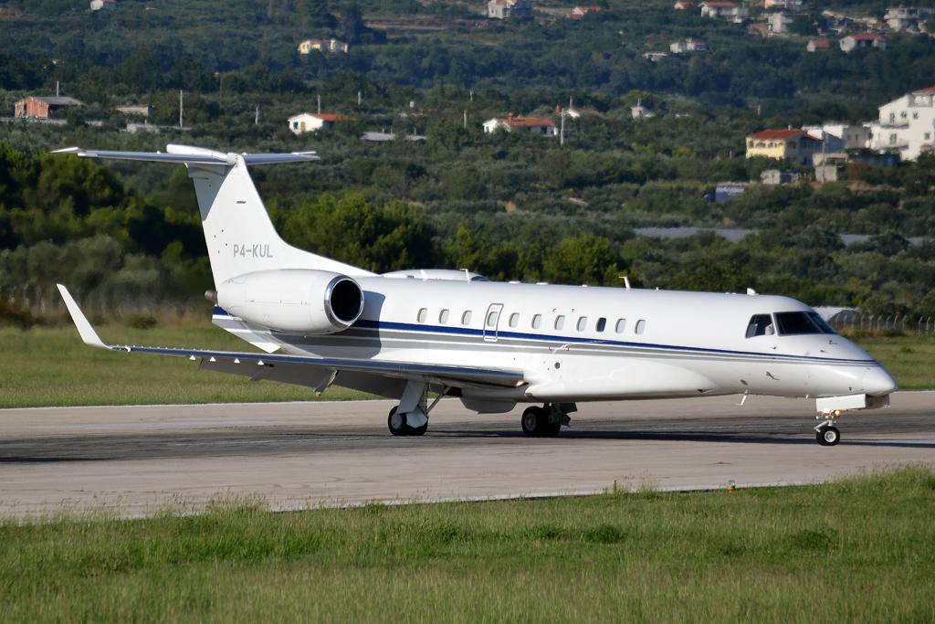 EMB-135BJ Legacy Empire Aviation Group P4-KUL Split_Resnik (SPU/LDSP) August_6_2011