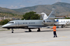 Dassault Falcon 2000LX Private M-IKEL Split_Resnik (SPU/LDSP) August_6_2011