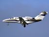 Cessna 525 CitationJet Silesia Air OK-SLA Prague_Ruzyne (PRG/LKPR) December_16_2012