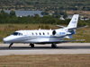Cessna 560XLS Citation XLS LinxAir S5-BAV Split_Resnik (SPU/LDSP) August_03_2012