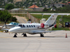 Cessna 525 Citation CJ1 Private OE-FIX Split_Resnik (SPU/LDSP) May_03_2012