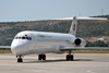 MD-82 (DC-9-82) Bulgarian Air Charter LZ-LDW Split_Resnik (SPU/LDSP) August_04_2013