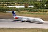 MD-82 (DC-9-82) Scandinavian Airlines - SAS LN-RMS Split_Resnik August_7_2010