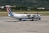 DHC-8-402Q Dash 8 Croatia Airlines 9A-CQC Split_Resnik (SPU/LDSP) August_14_2011