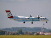 DHC-8-402Q Dash 8 Austrian Arrows (Tyrolean Airways) OE-LGH Prague_Ruzyne (PRG/LKPR) September_30_2012