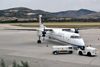 DHC-8-402Q Dash 8 Croatia Airlines 9A-CQC Split_Resnik (SPU/LDSP) February_26_2012
