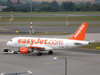 A319-111 EasyJet Airline G-EZIY Prague_Ruzyne (PRG/LKPR) August_22_2009