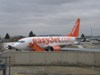 B737-73V EasyJet Airline G-EZJC London_Luton February_23_2009