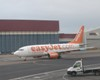 B737-73V EasyJet Airline G-EZJW London_Luton February_27_2009