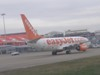 B737-73V EasyJet Airline G-EZJV London_Luton February_27_2009