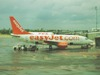 B737-73V EasyJet Airline G-EZJY Prague_Ruzyne July_26_2007
